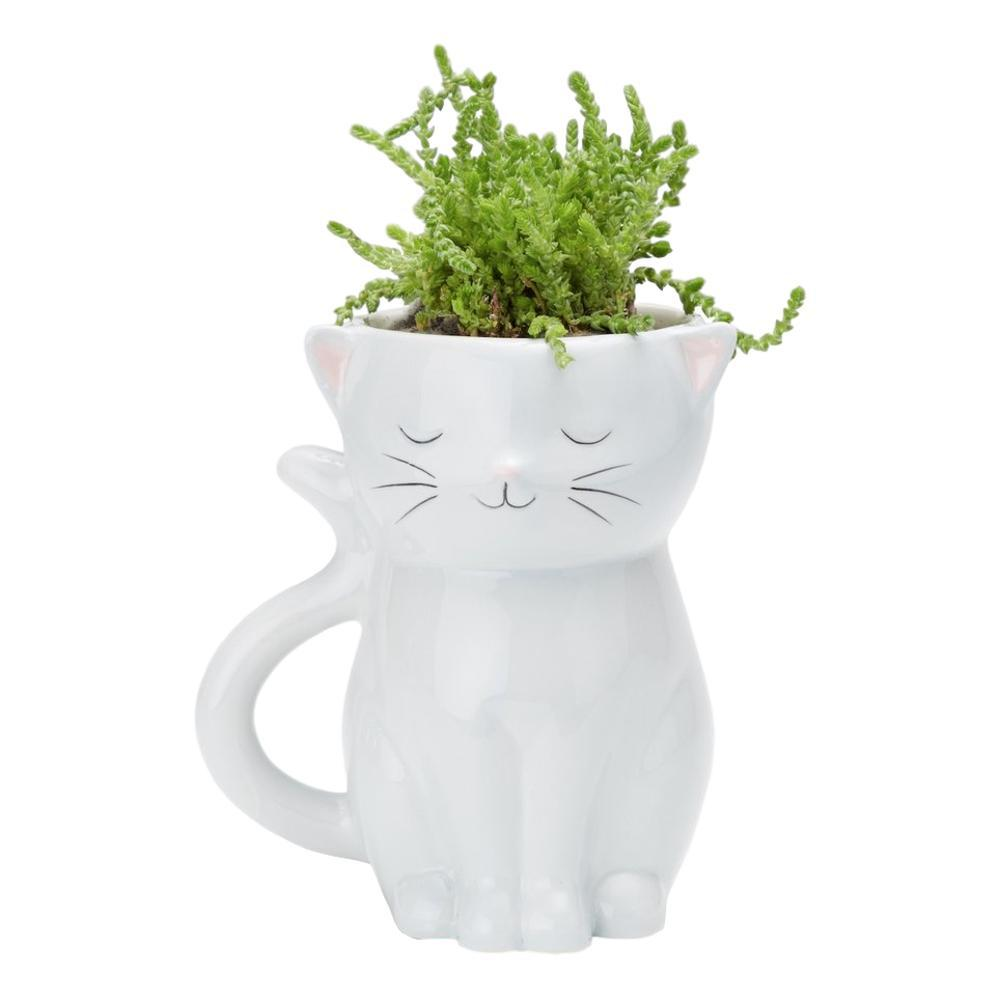 Streamline Sweetie Cat Planter