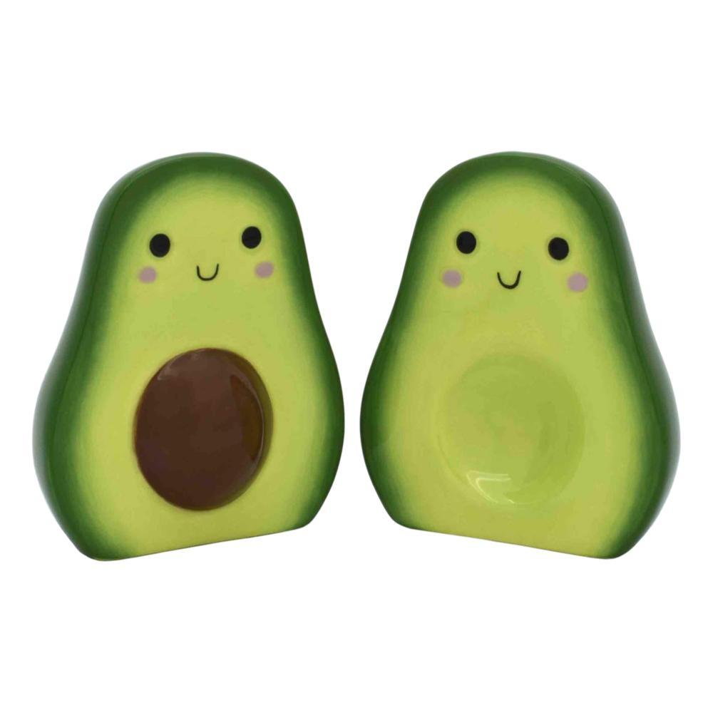 Streamline Avocado Cuties Salt & Pepper Set