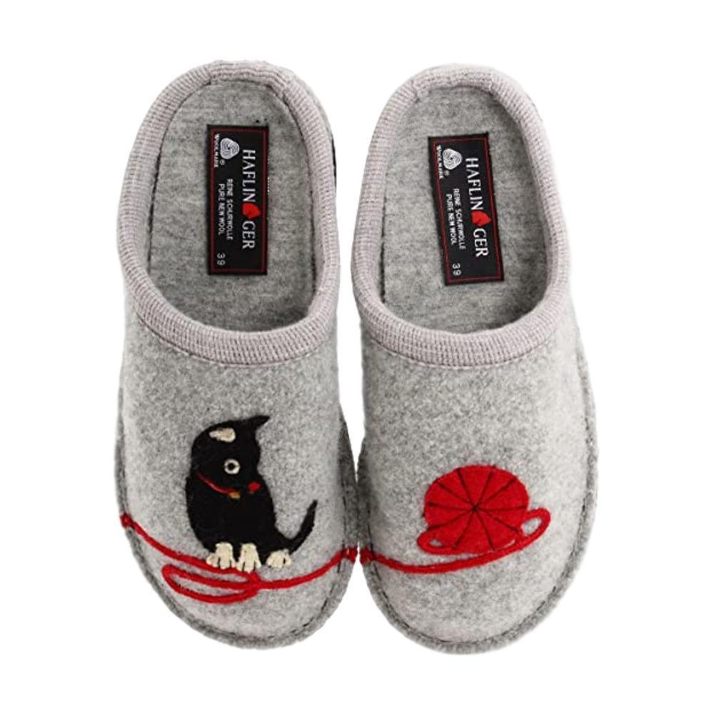 Haflinger Women's Haflinger Kitty Slippers