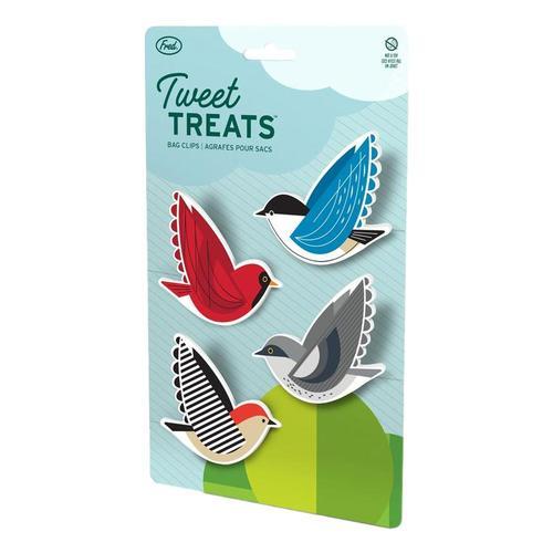 Fred Tweet Treats Bird Bag Clips