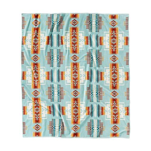Pendleton Chief Joseph Towel For Two With Carrier Aqua