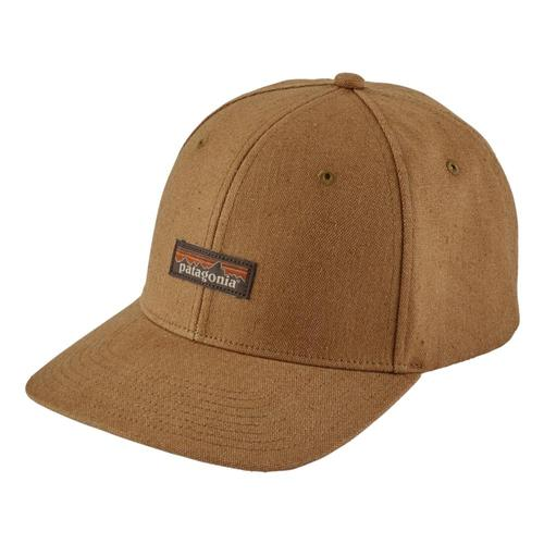Patagonia Tin Shed Hat Brown_coi