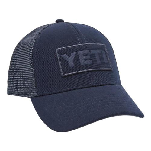 YETI Patch Trucker Hat Navy