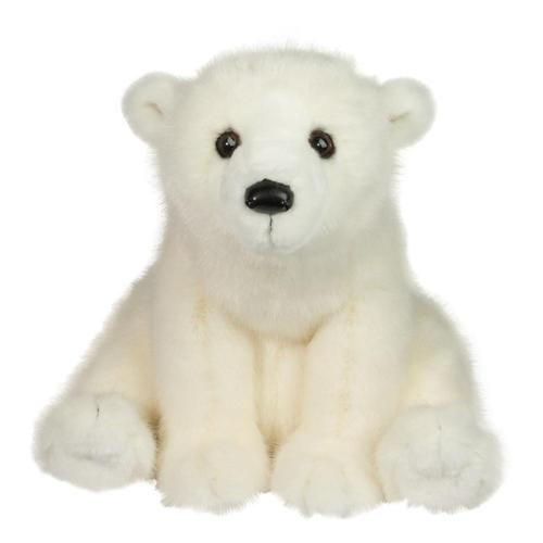 Douglas Toys Ursus DLux Polar Bear Stuffed Animal