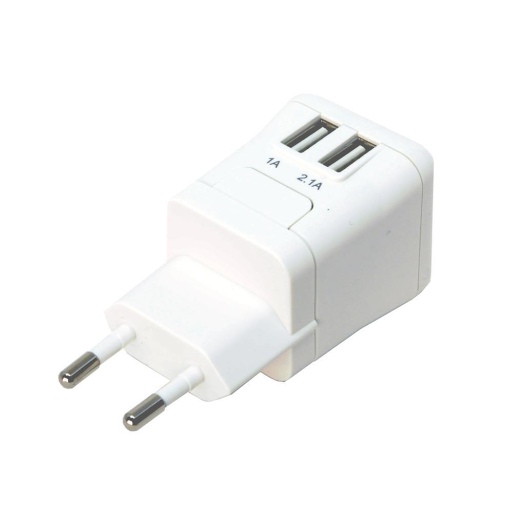 Voltage Valet Universal Adapter Kit - Dual Usb