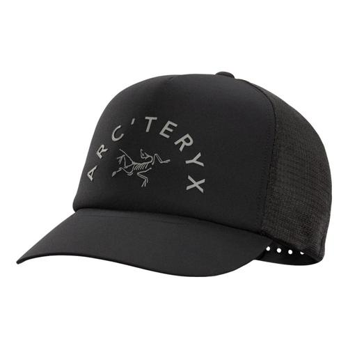 Arc'teryx Arch'teryx Curved Brim Trucker Hat Black