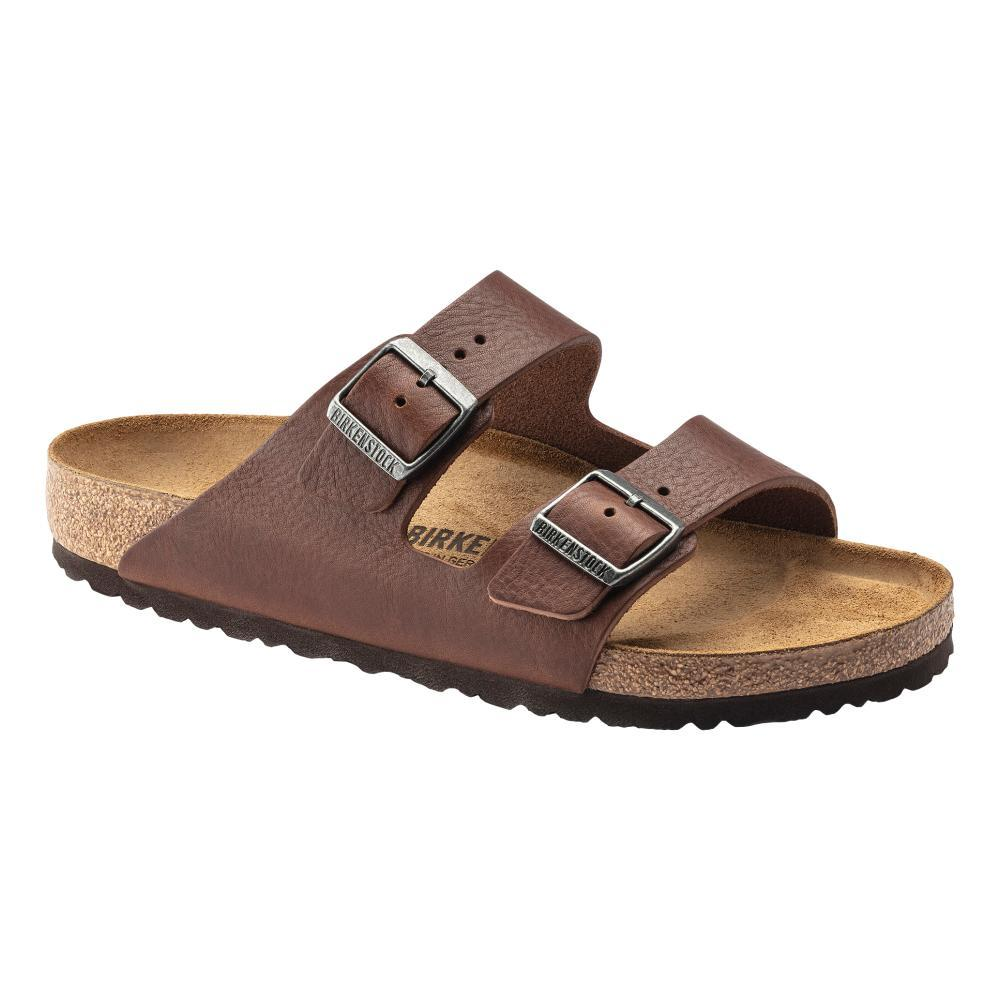 Birkenstock Men's Arizona Leather Sandals - Regular VTROST.LTH