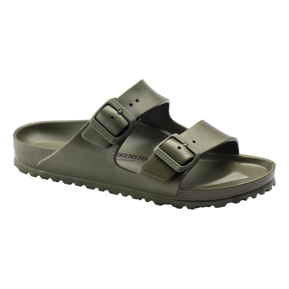 Birkenstock Men's Arizona Essentials EVA Sandals - Regular KHAKI