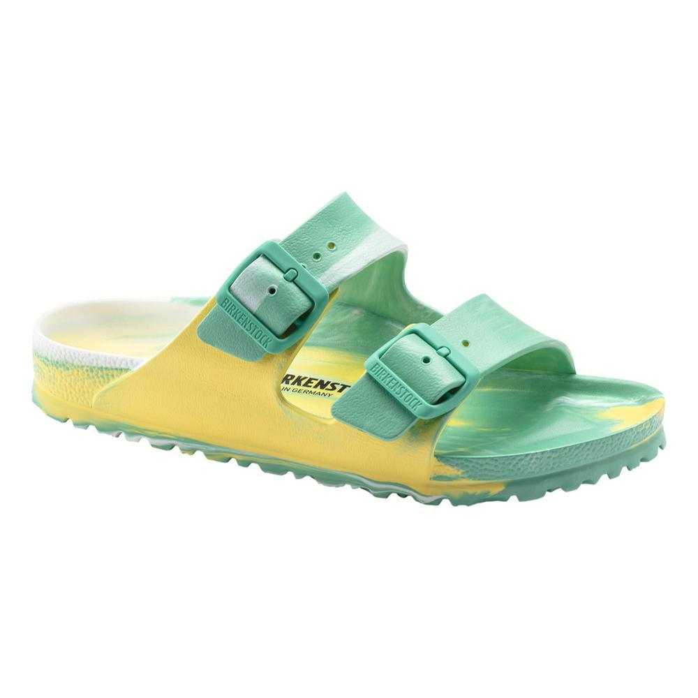 Birkenstock Women's Arizona Essentials EVA Sandals - Narrow MLTBJADE