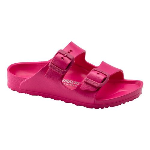 Birkenstock Kids Arizona EVA Sandals - Narrow Beetroot