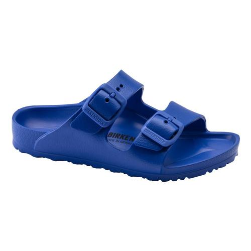 Birkenstock Kids Arizona EVA Sandals - Narrow Blue