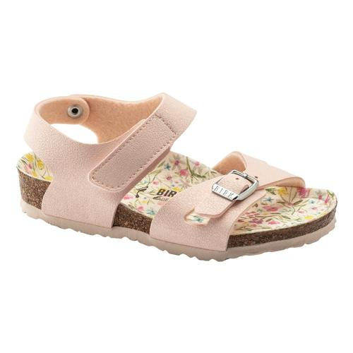 Birkenstock Kids Colorado Vegan Birko-Flor Sandals - Narrow Flwrpnk