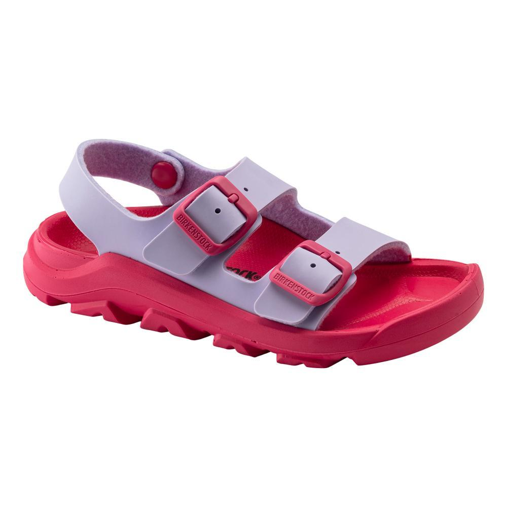 Birkenstock Kids Mogami Sandal PURPINK