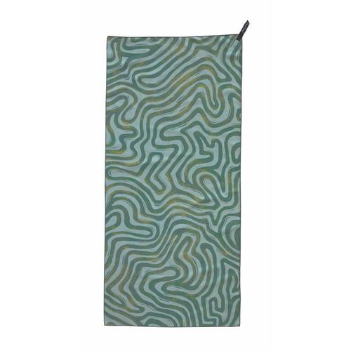 PackTowl Personal Hand Towel Winding_path