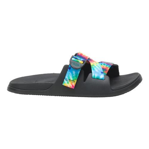 Chaco Men's Chillos Slide Sandals Dktiedye