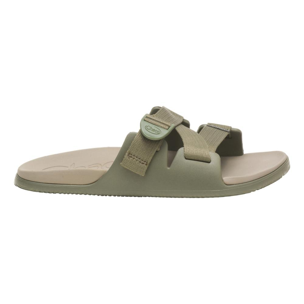 Chaco Men's Chillos Slide Sandals FOSSIL