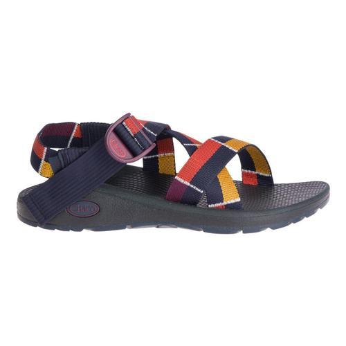 Chaco Women's Mega Z/Cloud Sandals Blcbmred