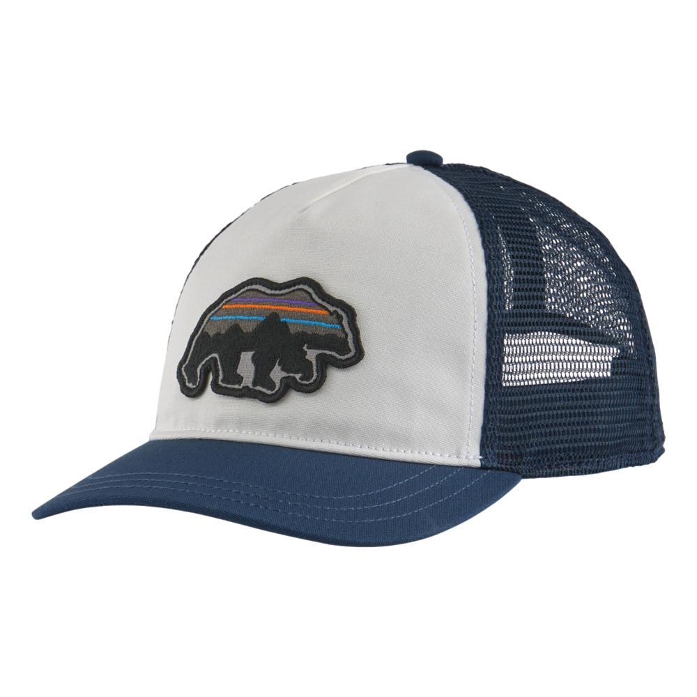 Patagonia Women's Back For Good Layback Trucker Hat BBEAR_TIBE