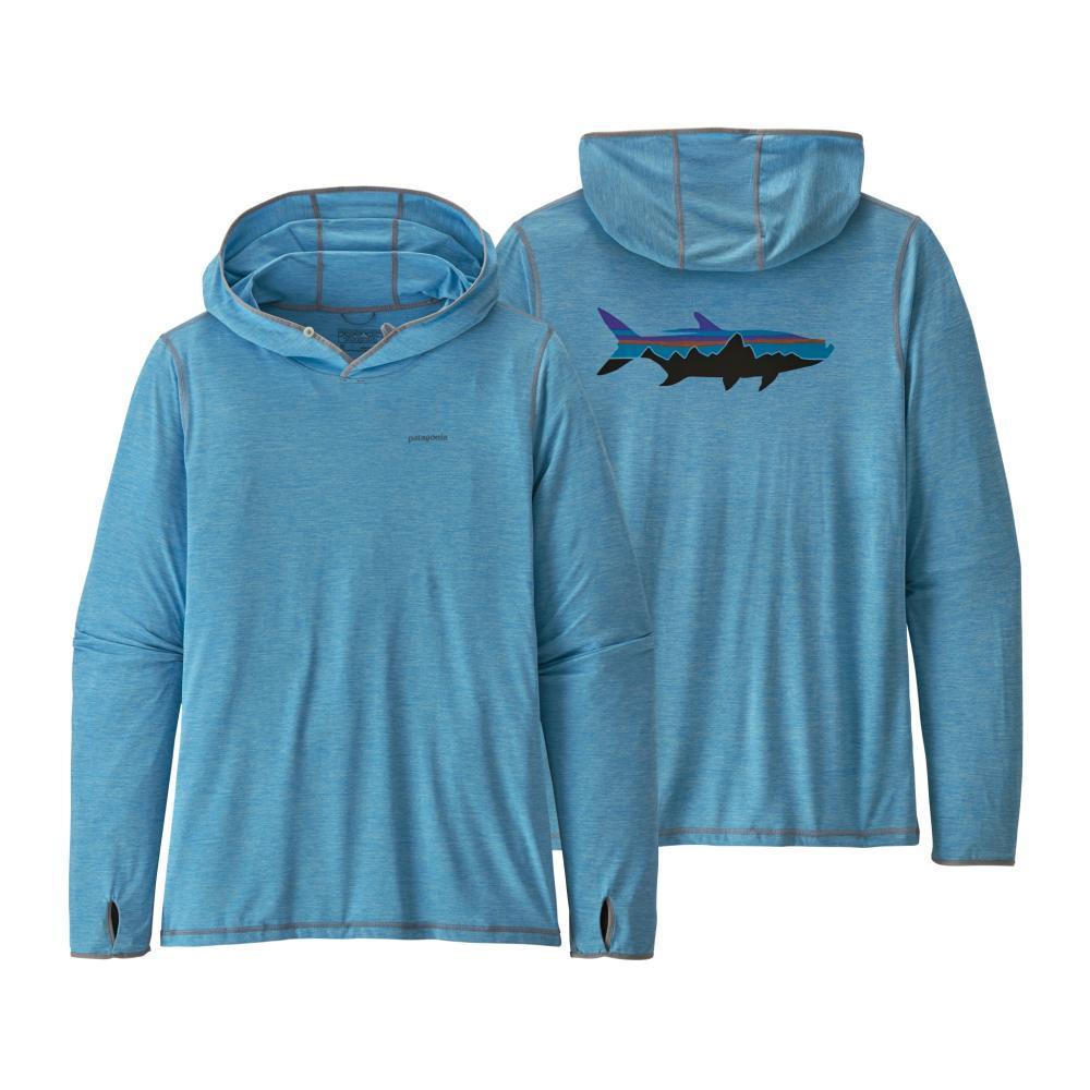 Patagonia Men's Tropic Comfort Hoody II BLUE_FTAL