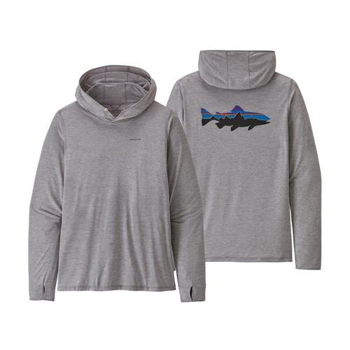 Patagonia Men's Tropic Comfort Hoody II Grey_ftrg