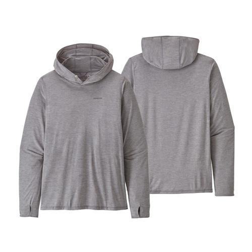 Patagonia Men's Tropic Comfort Hoody II Saltgry_scyx