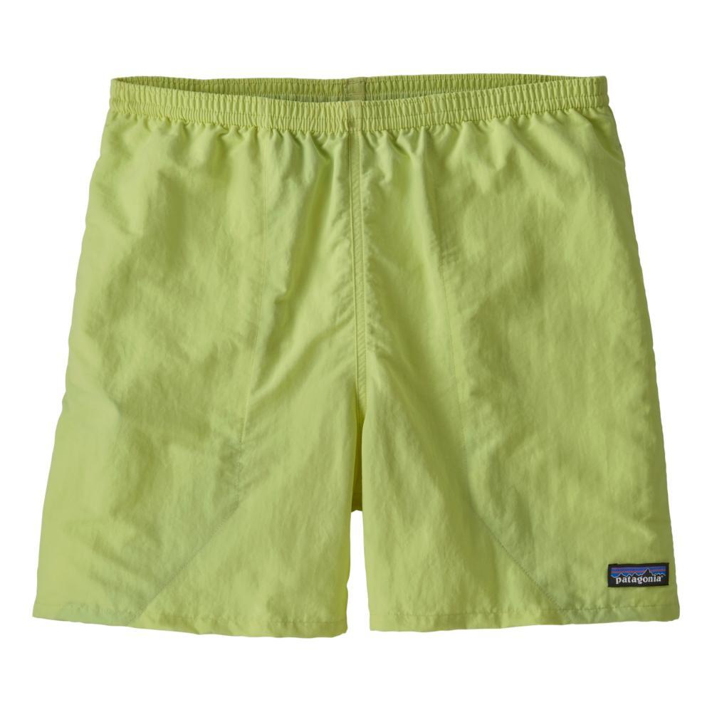 Patagonia Men's Baggies Shorts - 5in YELLOW_JELY