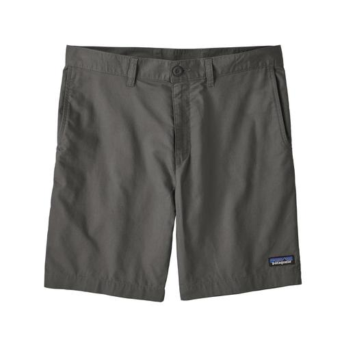 Patagonia Men's Lightweight All-Wear Hemp Shorts - 8in Grey_fge