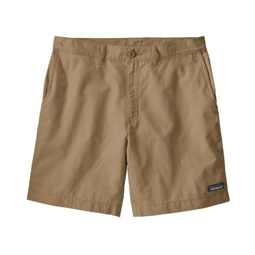 Patagonia Men's Lightweight All-Wear Hemp Shorts - 8in Khaki_mjvk