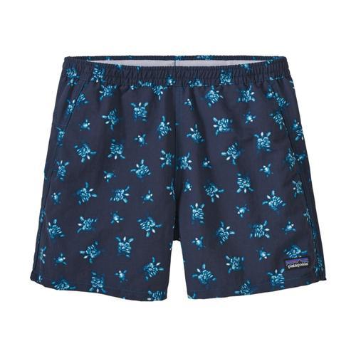 Patagonia Women's Baggies Shorts - 5in Blue_lfbe