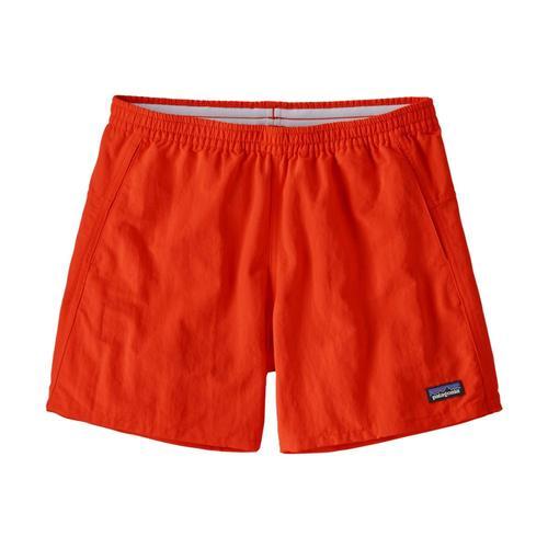 Patagonia Women's Baggies Shorts - 5in Red_pbh