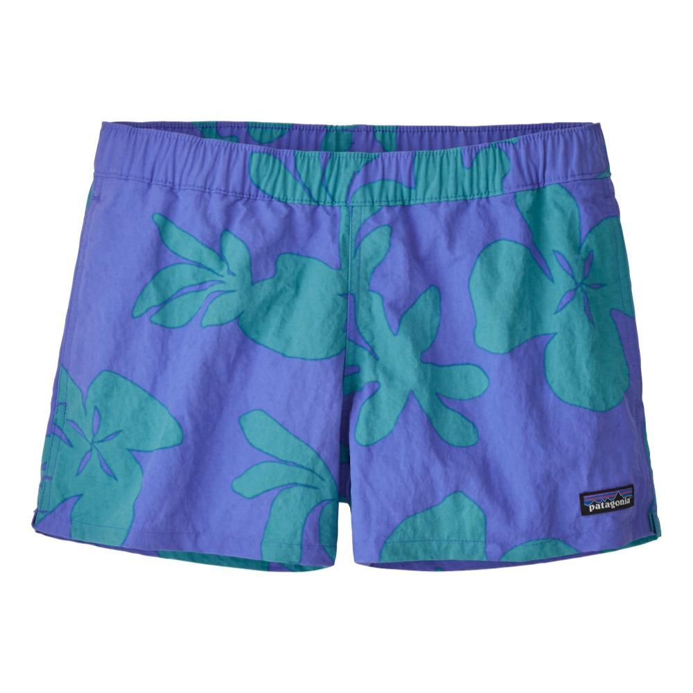 Patagonia Women's Barely Baggies Shorts - 2.5in BLUE_KBBL