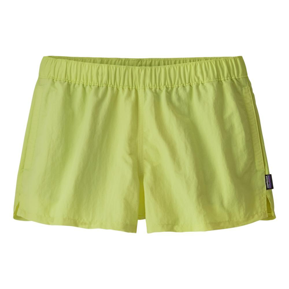 Patagonia Women's Barely Baggies Shorts - 2.5in YELLOW_JELY