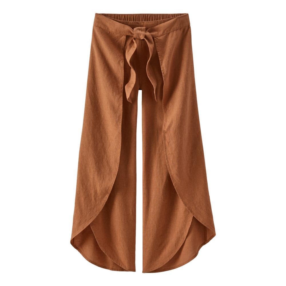 Patagonia Women's Garden Island Pants BROWN_WWHE