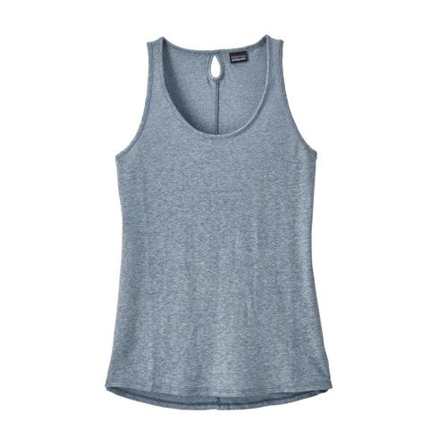 Patagonia Women's Mount Airy Scoop Tank Top Bblue_bebl