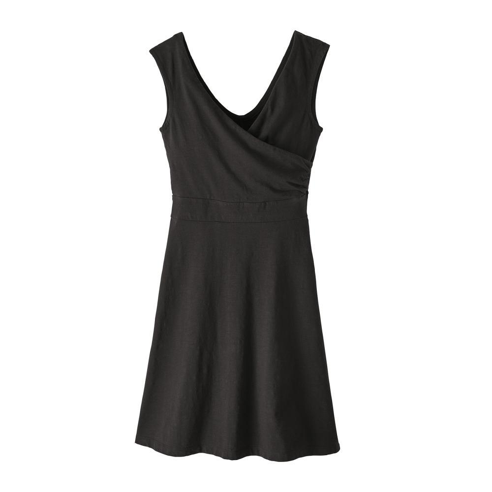 Patagonia Women's Porch Song Dress BLACK_BLK