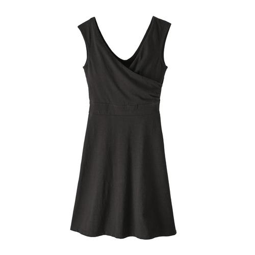 Patagonia Women's Porch Song Dress Black_blk