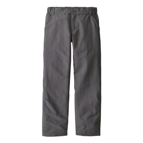 Patagonia Boys Sunrise Trail Pants Grey_fge