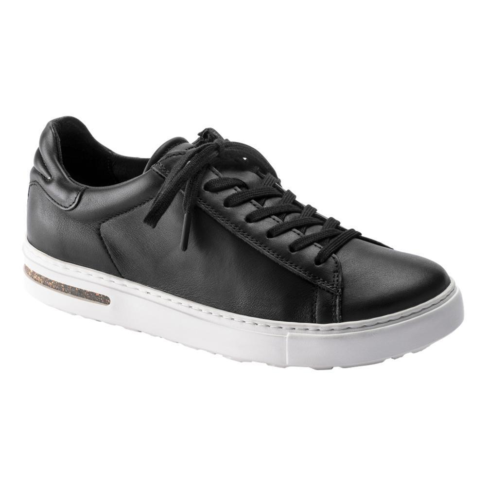 Birkenstock Women's Bend Leather Shoes - Narrow BLACK.LTH