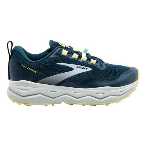 Brooks Women's Caldera 5 Trail Running Shoes Pond.Bk.Chr_409