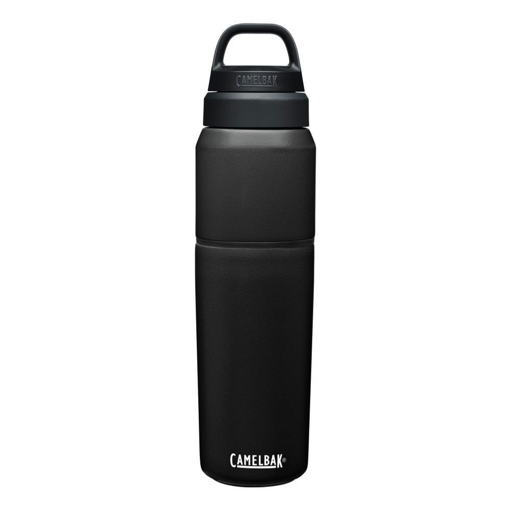 CamelBak MultiBev Insulated Stainless Steel 22oz Bottle / 16oz Cup  BLK_BLK