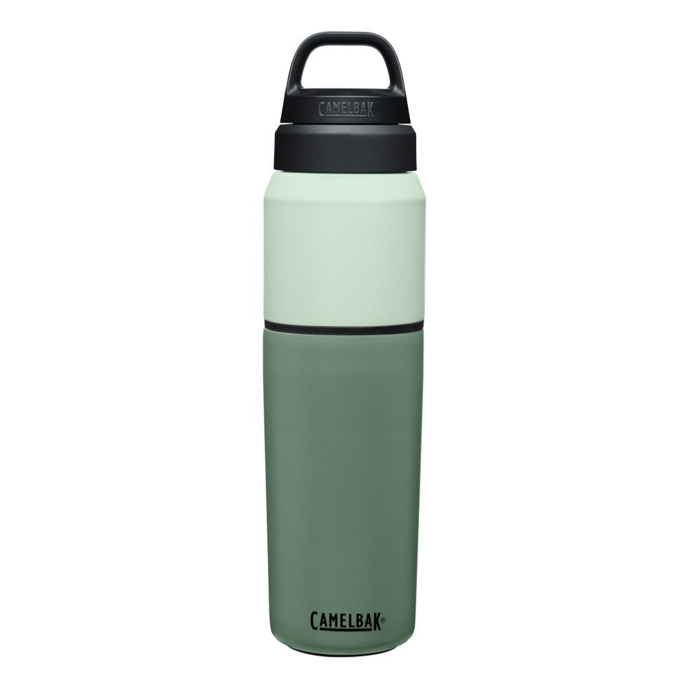 CamelBak MultiBev Insulated Stainless Steel 22oz Bottle / 16oz Cup  MOSS_MINT