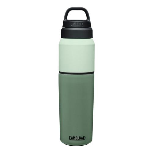 CamelBak MultiBev Insulated Stainless Steel 22oz Bottle / 16oz Cup Moss_mint