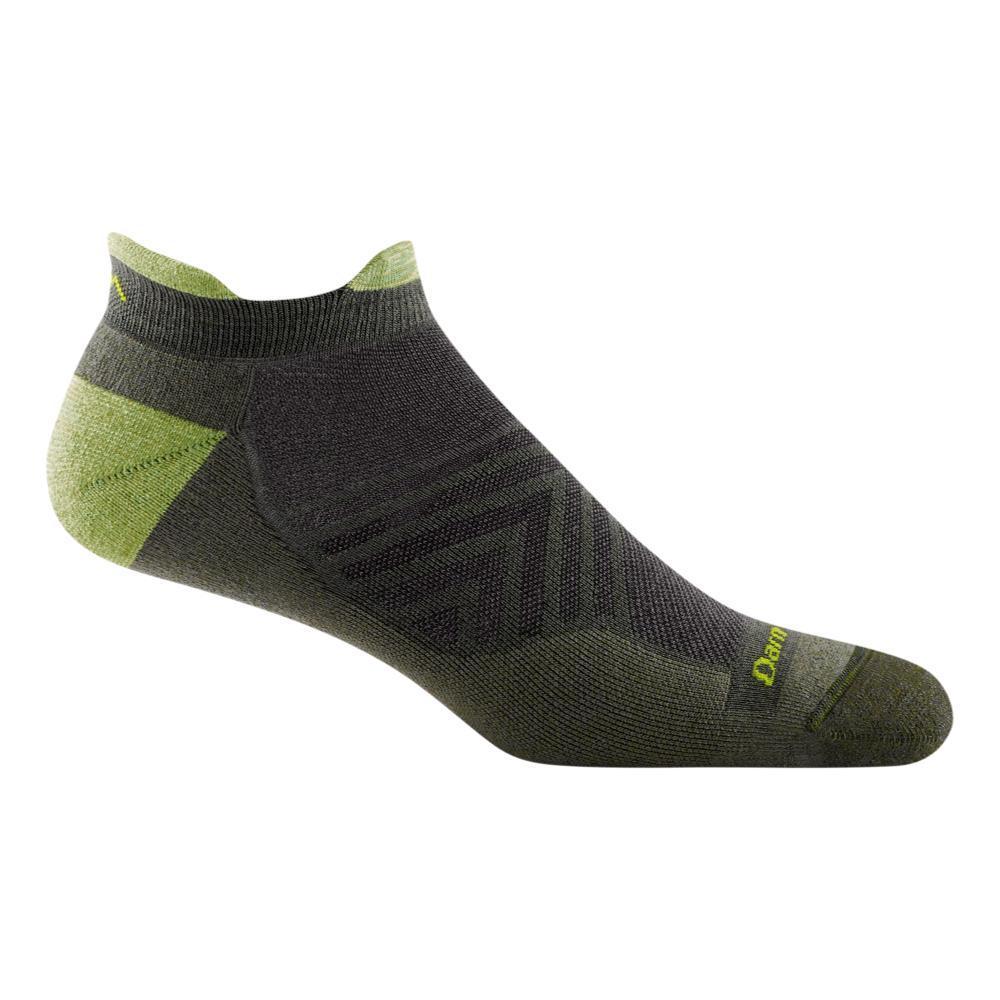 Darn Tough Men's Merino Wool Run No Show Tab Ultra Lightweight Running Socks FATIGUE
