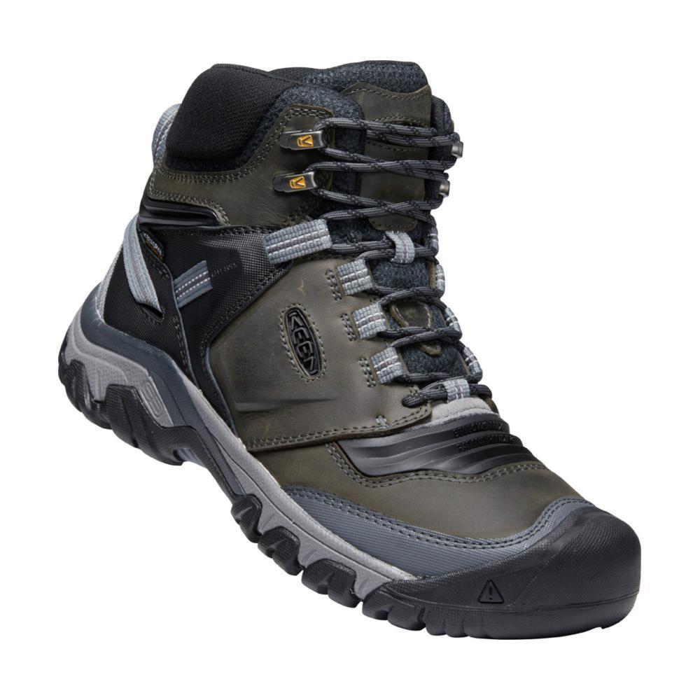 KEEN Men's Ridge Flex Waterproof Boots MAGNT.BLK