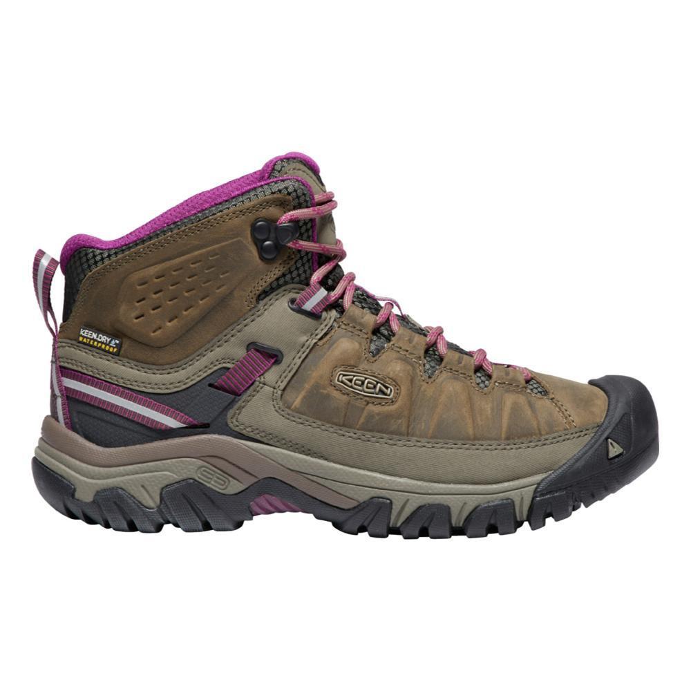 Keen Women's Targhee III Waterproof Mid Boots WEISS.BOYBR