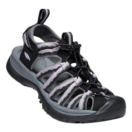 KEEN Women's Whisper Sandals Blk.Thstl
