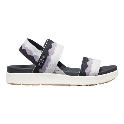 KEEN Women's Elle Backstrap Sandals Blk.Thst