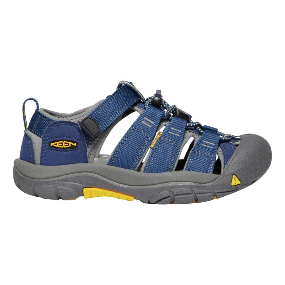 KEEN Youth Newport H2 Sandals BLUEDEPTHS
