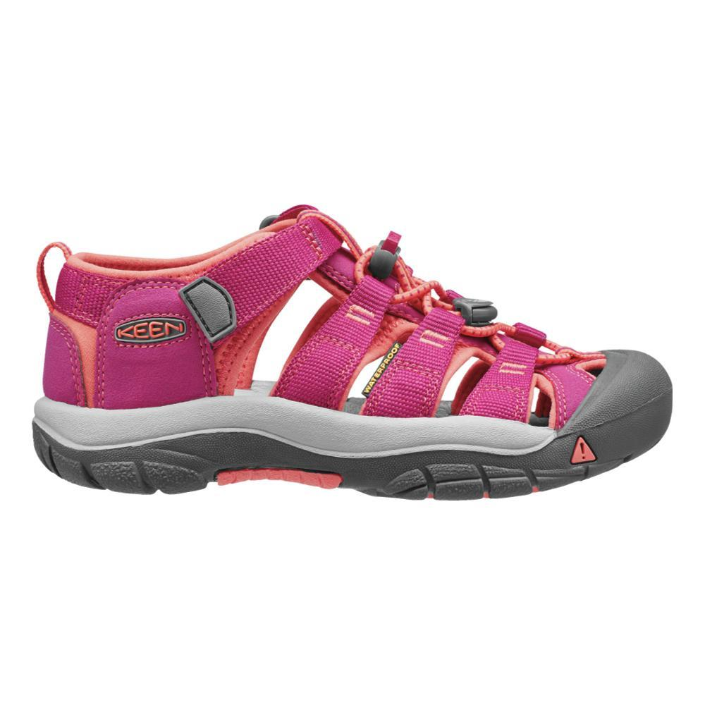 KEEN Youth Newport H2 Sandals VERYBERRY