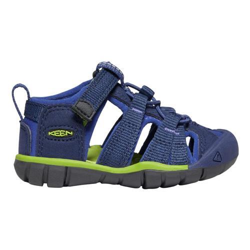 KEEN Toddler Seacamp II CNX Sandals Bluchart